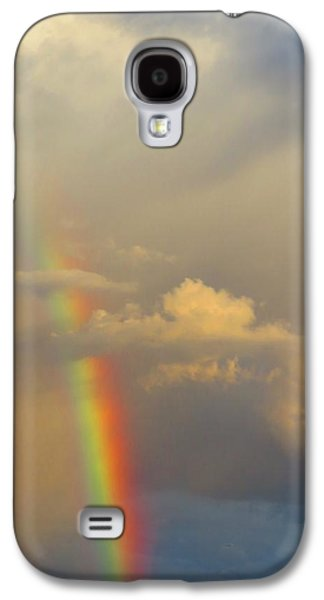 Desert Rainbow Galaxy S4 Case