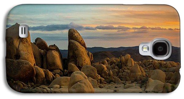Desert Rocks Galaxy S4 Case