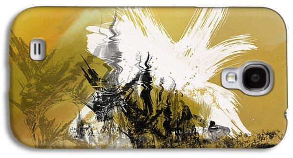 Desert Storm Galaxy S4 Case by Art Spectrum
