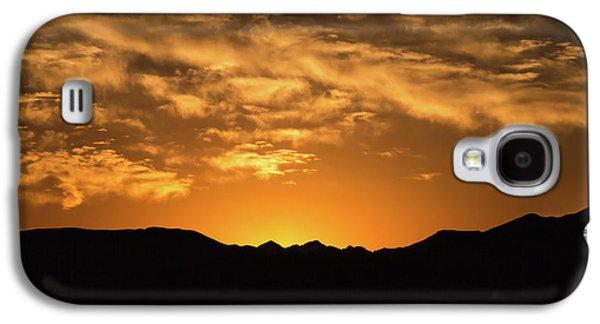 Desert Sunrise Galaxy S4 Case