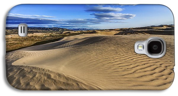 Desert Texture Galaxy S4 Case by Chad Dutson