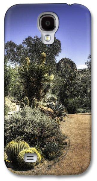 Desert Walkway Galaxy S4 Case