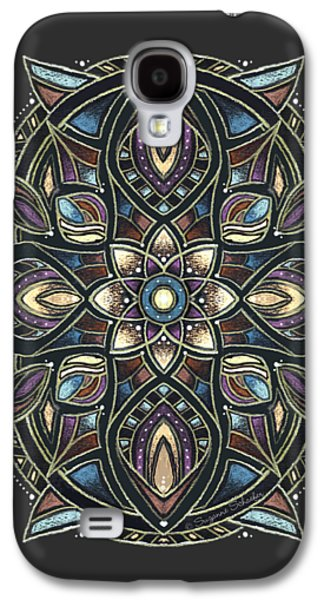 Design 222 A Galaxy S4 Case by Suzanne Schaefer