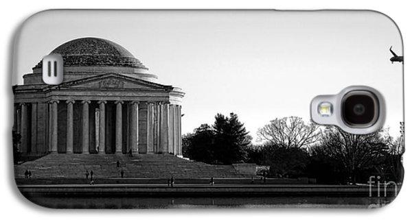 Jefferson Memorial Galaxy S4 Case - Destination Washington  by Olivier Le Queinec