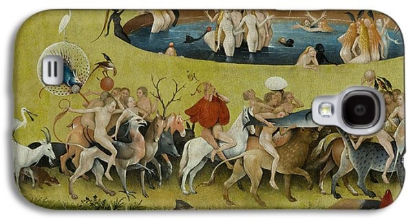 Detail From The Central Panel Of The Garden Of Earthly Delights Galaxy S4 Case by Hieronymus Bosch