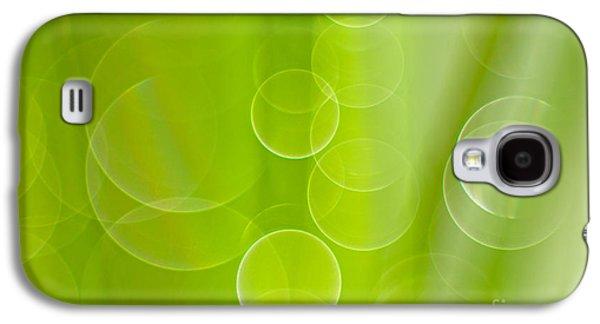 Dewdrops Galaxy S4 Case by Silke Magino