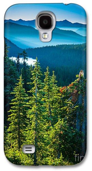 Dewey Lake Galaxy S4 Case by Inge Johnsson