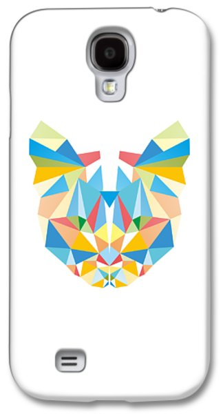 Diamond Cat Galaxy S4 Case