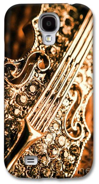 Violin Galaxy S4 Case - Diamond Ensemble by Jorgo Photography - Wall Art Gallery