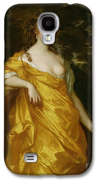 Diana Kirke-later Countess Of Oxford Galaxy S4 Case by Sir Peter Lely
