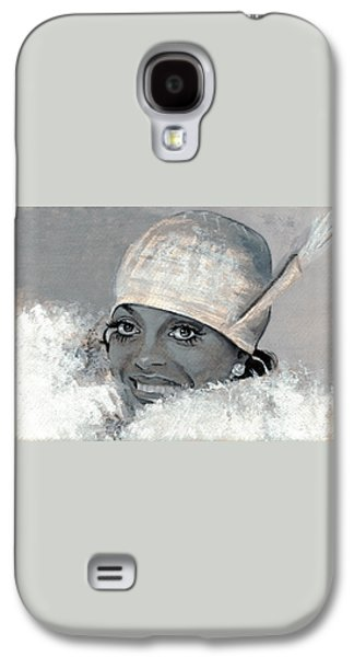 Diana Ross Galaxy S4 Case