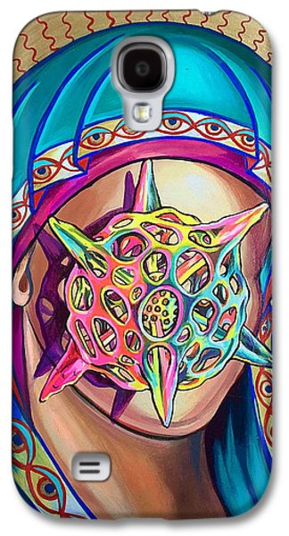 Diatomaceous Earth Mother Galaxy S4 Case by Britt Kuechenmeister