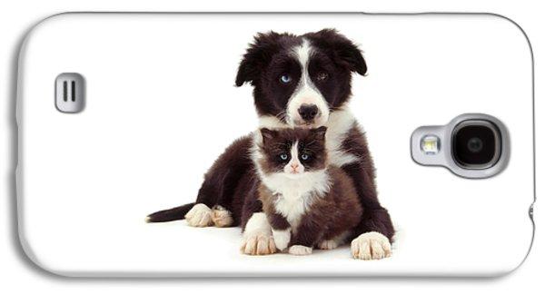 Different Strokes - Same Love Galaxy S4 Case