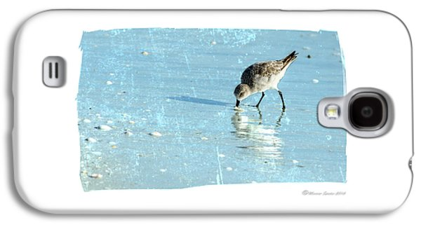 Sandpiper Galaxy S4 Case - Dig In by Marvin Spates