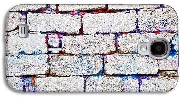 Dilapidated Brick Wall Galaxy S4 Case by Tom Gowanlock