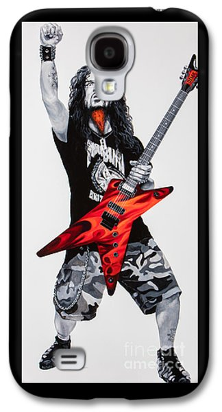 Dimebag Forever Galaxy S4 Case