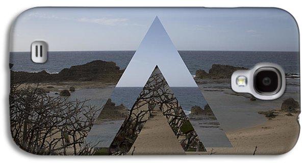 Dimensional Rift. Galaxy S4 Case by Ismael Marte Ramos