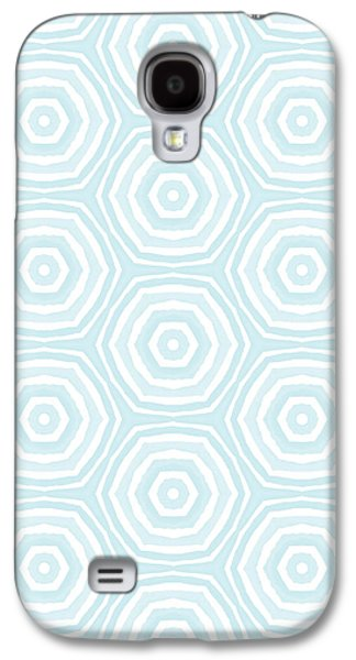 Dip In The Pool -  Pattern Art By Linda Woods Galaxy S4 Case