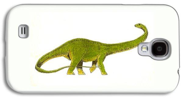 Diplodocus Galaxy S4 Case