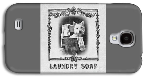 Dirty Dog Laundry Soap Galaxy S4 Case