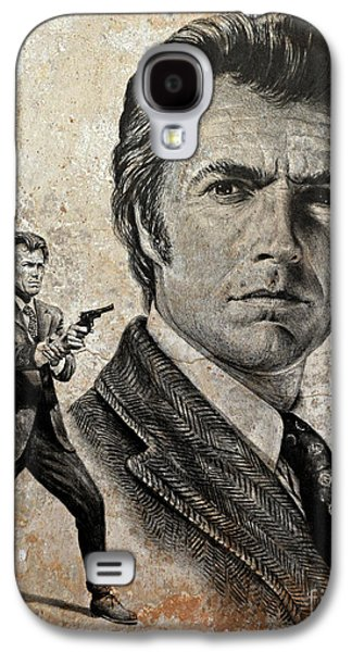 Dirty Harry  Make My Day Version Galaxy S4 Case by Andrew Read