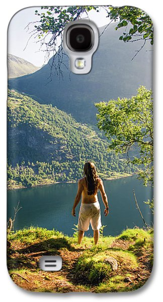 Discovery Galaxy S4 Case by Iwan Groot