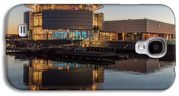 Galaxy S4 Case featuring the photograph Discovery World by Randy Scherkenbach