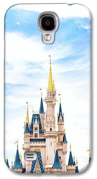 Disneyland Galaxy S4 Case by Happy Home Artistry