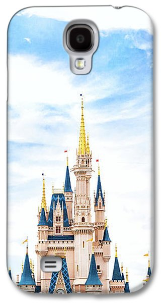 Castle Galaxy S4 Case - Disneyland by Happy Home Artistry