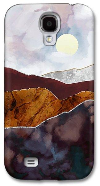 Distant Light Galaxy S4 Case