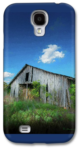 Distress Barn Galaxy S4 Case by Marvin Spates