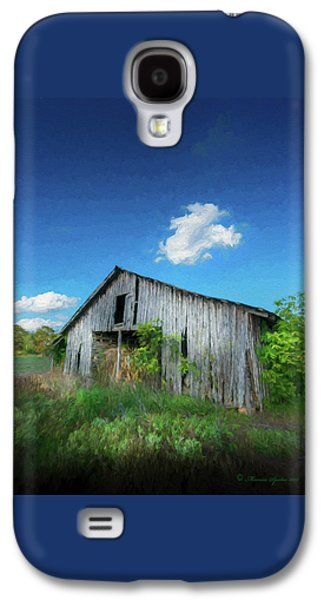 Distress Barn Galaxy S4 Case