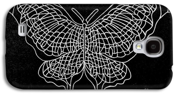 Diy Butterfly Painting  Galaxy S4 Case