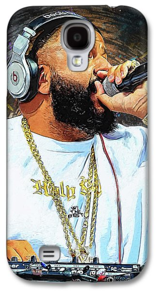 Dj Khaled Galaxy S4 Case