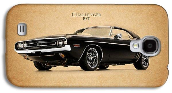 Dodge Challenger Galaxy S4 Case by Mark Rogan