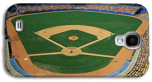 Dodger Stadium Galaxy S4 Case by Panoramic Images