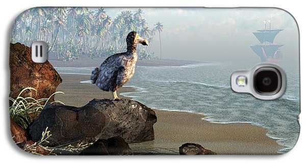 Dodo Afternoon Galaxy S4 Case