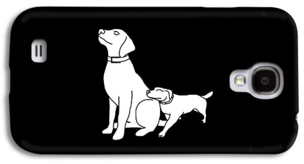 Dog Love Tee Galaxy S4 Case