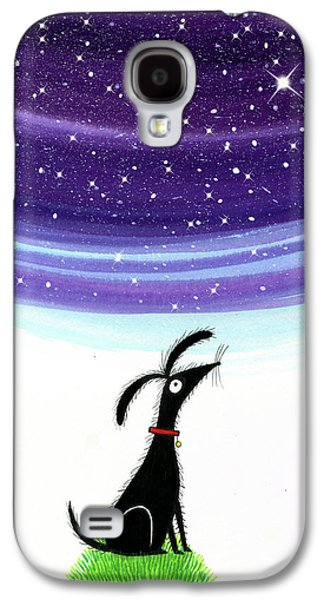 Dog Star  Galaxy S4 Case