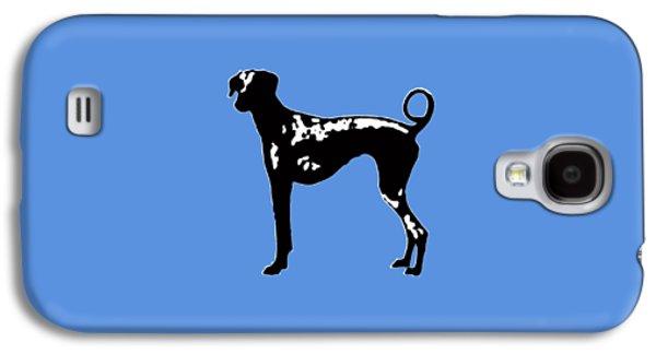 Dog Tee Galaxy S4 Case