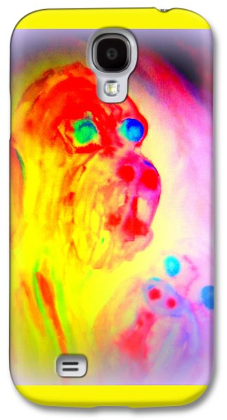 You May Feel Lonely But You Are Not Alone  Galaxy S4 Case