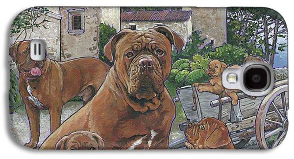 Dogue De Bordeaux Galaxy S4 Case