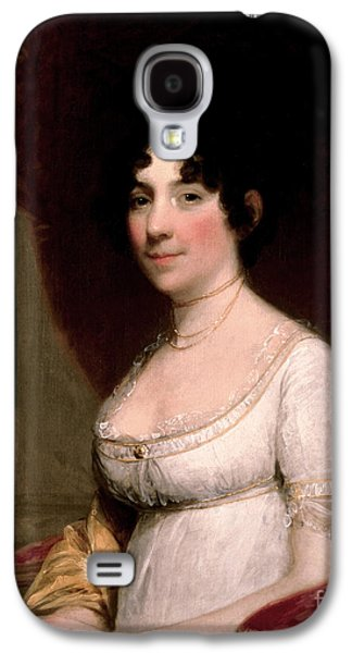 Dolley Madison, First Lady Galaxy S4 Case by Science Source