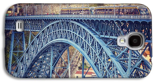 Dom Luis Bridge Porto  Galaxy S4 Case
