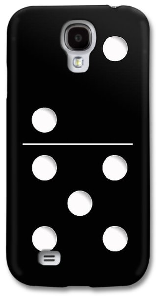 Domino Case Galaxy S4 Case by Nicklas Gustafsson