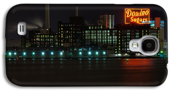 Domino Sugars Wide Galaxy S4 Case