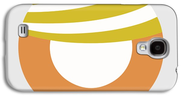 Donald Trump Hair Graphic Homage To Obama Hope Logo Galaxy S4 Case by Design Turnpike
