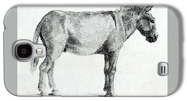Donkey Galaxy S4 Case by George Stubbs