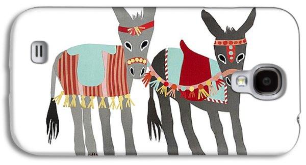 Donkeys Galaxy S4 Case