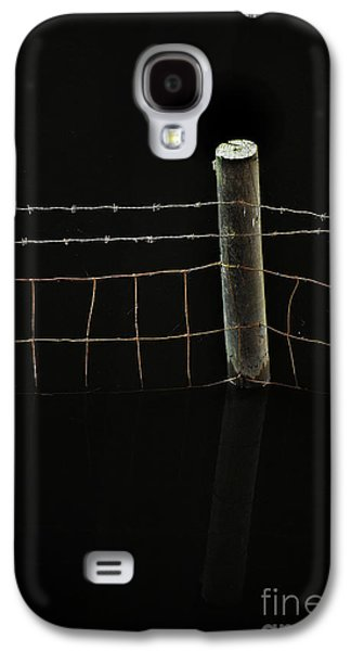 Don't Fence Me In Galaxy S4 Case by Skip Willits